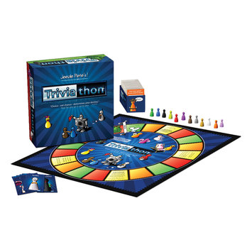Jeezle Petes Jeezle Pete's Triviathon Board Game