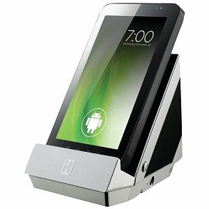 iHome Portable Stereo Speaker & Charging Dock For Tablets & Smartphones