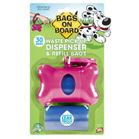 Bags on Board Bone Dispenser with 30 Refill Bags