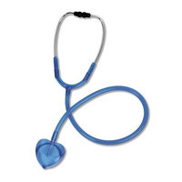 Prestige Medical Clear Sound Heart Stethoscope, Black
