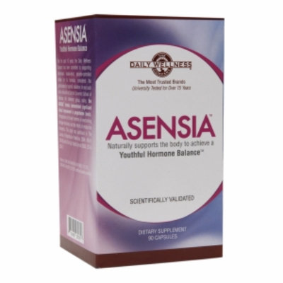 Daily Wellness Company - Asensia Youthful Hormone Balance - 90 Capsules