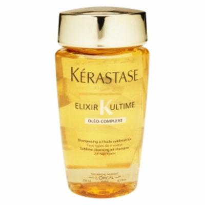 Kerastase Ks Elixir Ultime Sublime Cleansing Oil Shampoo, 8.5 fl oz