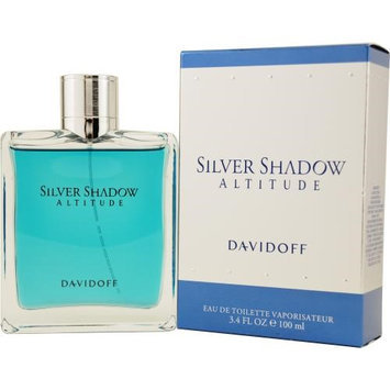 Silver Shadow Altitude by Davidoff Eau De Toilette Spray 3.4 Oz for Men