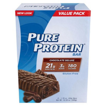 Us Nutrition Pure Protein High Protein Chocolate Deluxe