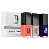 JINsoon JINsoon trio de couleurs Blue Iris, Kookie White, Tea Rose