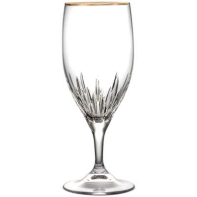 Vera Wang Wedgwood Duchesse Gold Iced Beverage