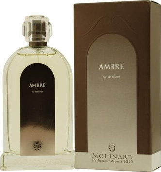 Molinard Ambre By Molinard Edt Spray 3.4 Oz