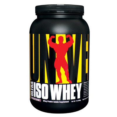Universal Nutrition Ultra Iso Whey Chocolate Shake 2 lbs