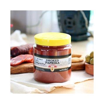 Hot Paella Smoked Paprika - Bulk Plastic Jar