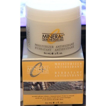 C Plus Mineral From The Dead Sea C Mineral From The Dead Sea Moisturizer Antioxidant