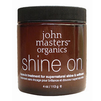 john masters organics Shine On Leave-In Treatment for Supernatural Shine & Softness