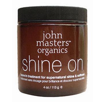 john masters organics Shine On Leave-In Treatment for Supernatural Shine & Softness
