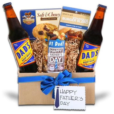 The Gifting Group Happy Father's Day Gift Basket