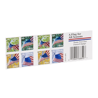 USPS Forever First Class Postage Stamps