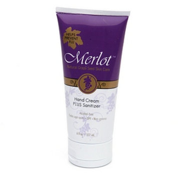 Merlot Hand Cream Plus Sanitizer