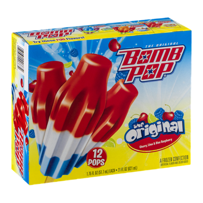 The Original Bomb Pop - 12 CT
