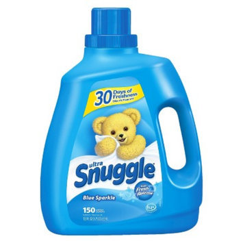 Snuggle Blue Sparkle Fresh Scent Liquid Fabric Softener 120 oz