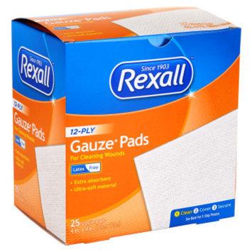 Rexall Gauze Pads - 25 ct