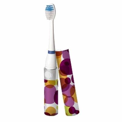 VIOlife SLIM Sonic Fashion Toothbrush, Bubbles, 1 ea