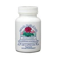 Ayush Herbs Ashwagandha 120 Vegetarian Capsules