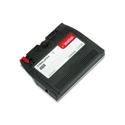 Imation IMATION 8 mm NS40 Data Cartridge, 750ft, 20GB Native/40GB Compressed Data Capacity