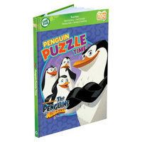 LeapFrog Tag Game Book - Penguin Puzzle Time