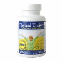 Ridgecrest Herbals Thyroid Thrive, Veggi Capsules, 60 ea