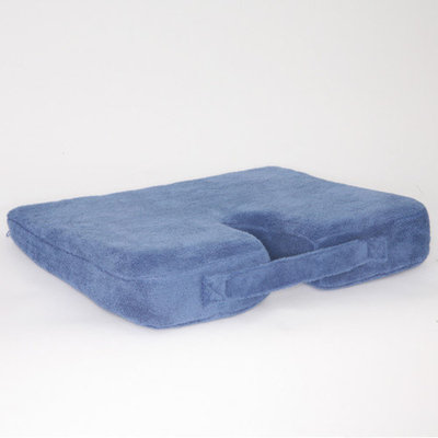 Deluxe Comfort Extra Soft Velour Cushion for Bottom