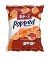 Herr's® Tangy BBQ Popped Chips