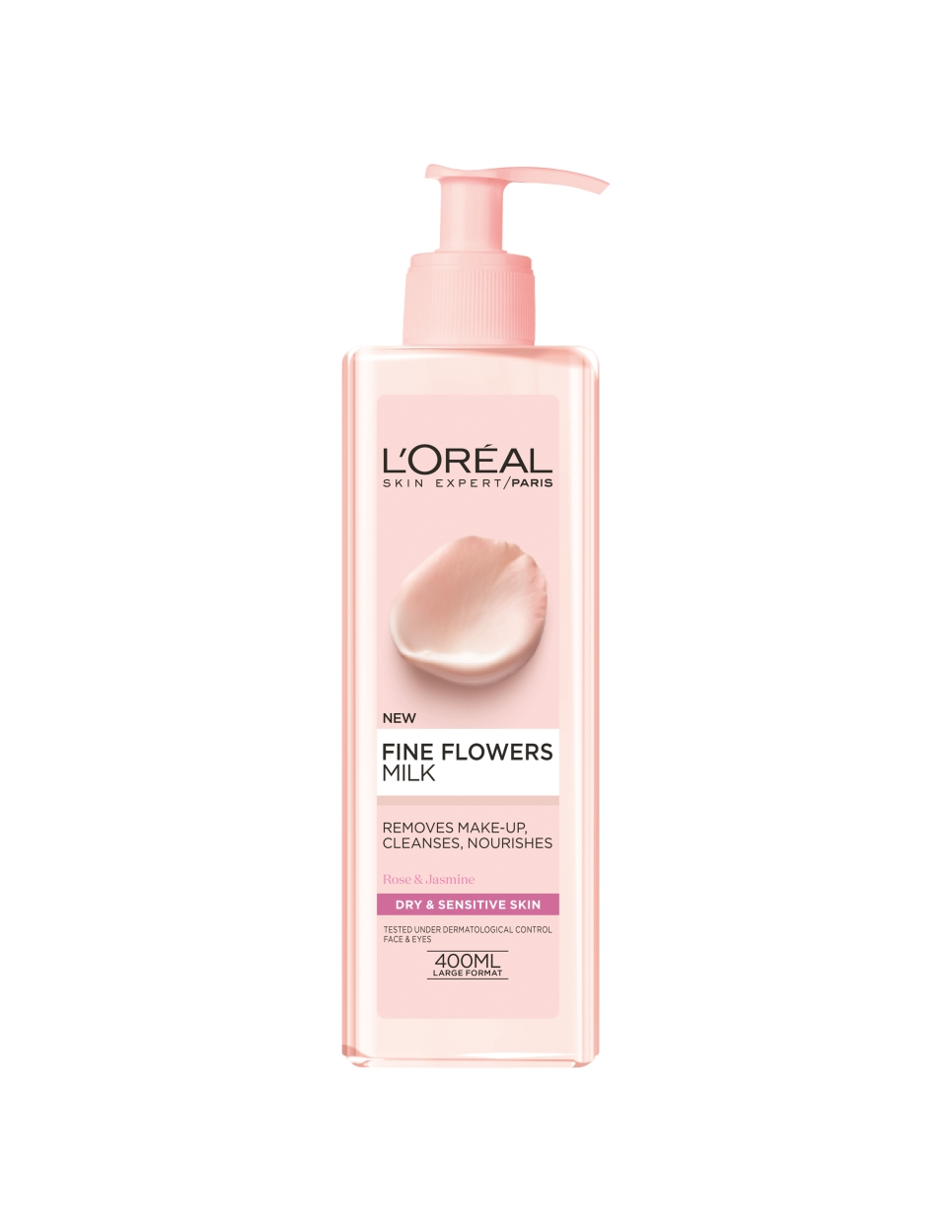 L'Oréal Paris Fine Flowers Cleansing Milk