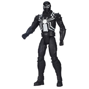 Marvel Entertainment Group Marvel Comics Ultimate Agent Venom Web Warriors Titan Hero Tech Electronic Agent Venom Figure - HASBRO, INC.