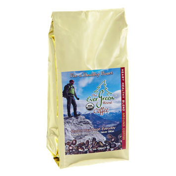 The EverGreen Home Coffee Heart Healthy Blend Ground Coffee