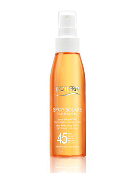 Biotherm Clear Body Spray Spf 45-NO COLOUR-One Size