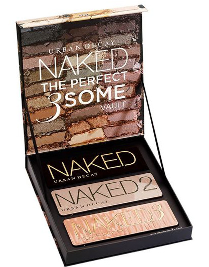 Urban Decay Naked The Perfect 3Some