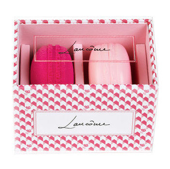 Lancôme Le Teint Macaron Blush & Blender Duo Cream Blush & Raspberry Blender Set