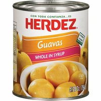 Herdez Whole Guavas In Syrup