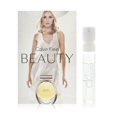 Calvin Klein Beauty for Women EDP Vial Spray
