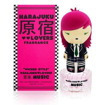 Gwen Stefani Harajuku Lovers Wicked Style Music 1 oz EDT Spray