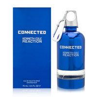 Kenneth Cole Connected Reaction Eau De Toilette Spray 75ml/2.5oz