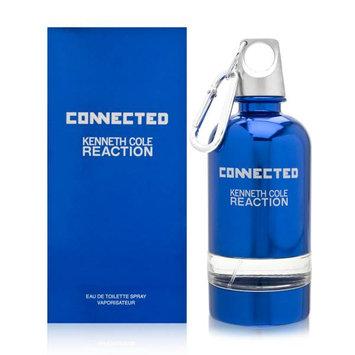 Kenneth Cole Connected Reaction Eau De Toilette Spray 125ml/4.2oz