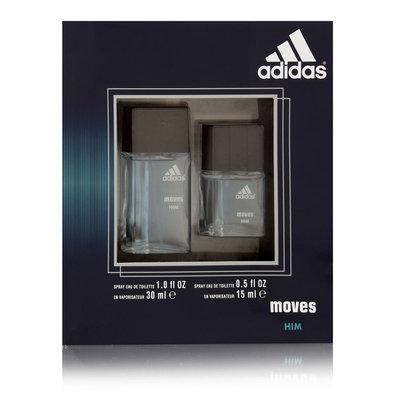 Adidas Moves Men's 2-piece Fragrance Gift Set