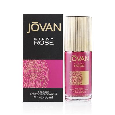 Jovan Silky Rose Cologne Spray 88ml/3oz