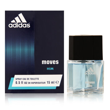 Adidas Moves by Coty for Men EDT Spray