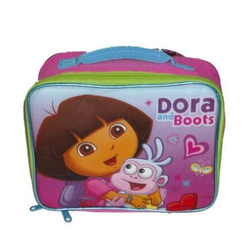 Fab/starpoint Nickelodeon Dora The Explorer & Boots Soft Lunch Box Insulated Bag Lunchbox