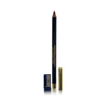 Alexandra de Markoff Lip Defining Pencil with Sharpener Mahogany