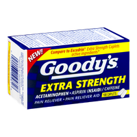Goody's Extra Strength Aspirin Pain Reliever Caplets - 100 CT