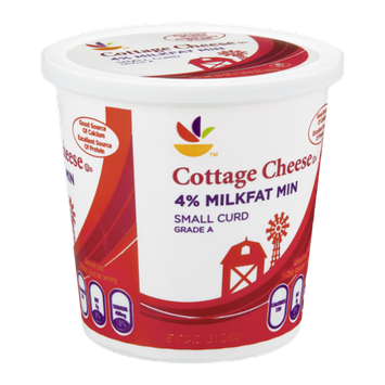 Ahold Cottage Cheese Small Curd