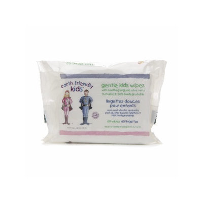 Earth Friendly Kids Gentle Kids Wipes