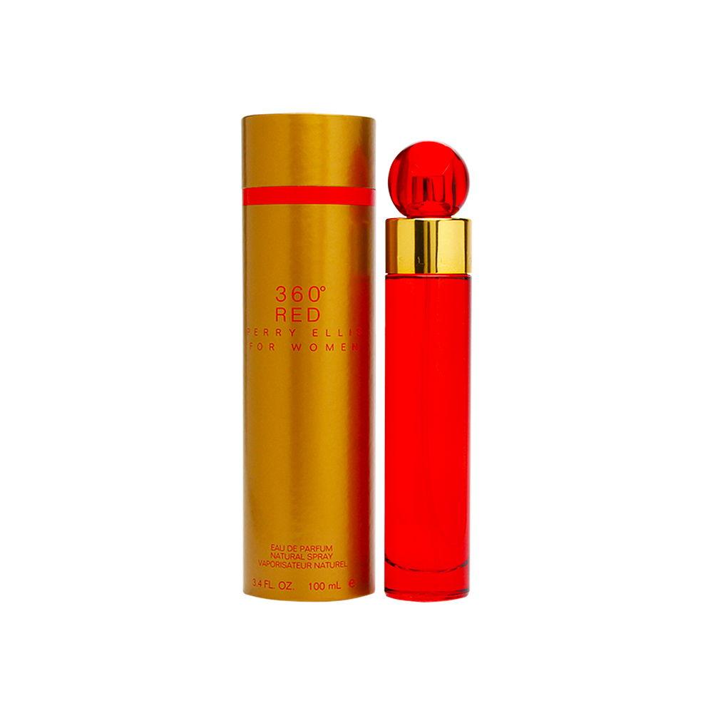 Perry Ellis 360 Red Eau de Parfum Spray for Women