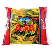 Anna Tricolor Penne Rig., 1 Pound Bags (Pack of 12)